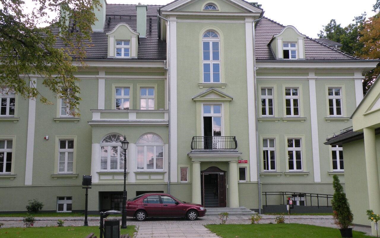 Biblioteka Miejska Dach